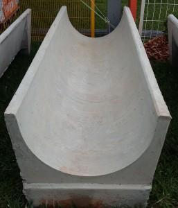 Cocho U 2,5 m